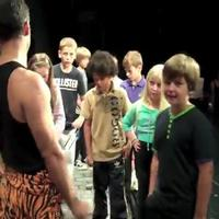 THE WIZARD OF OZ BLOG: Munchkins in Rehearsal- Part 3!