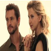 STAGE TUBE: Hugh Dancy & Nina Arianda on VENUS IN FUR