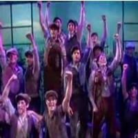 STAGE TUBE: Cast of Paper Mill Playhouse's NEWSIES Performs on THE VIEW!