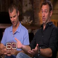 STAGE TUBE: Sneak Peek of Trey Parker and Matt Stone on 60 MINUTES