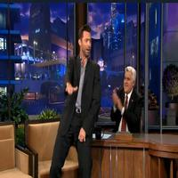 STAGE TUBE: Hugh Jackman Visits THE TONIGHT SHOW WITH JAY LENO