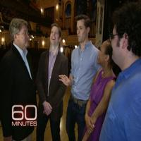 STAGE TUBE: BOOK OF MORMON Cast Featured on 60 MINUTES!