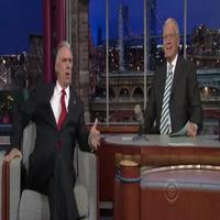 STAGE TUBE: Jeff McCarthy Announces Presidential Aspirations on David Letterman!