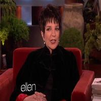STAGE TUBE: Liza Minnelli Visits THE ELLEN DEGENERES SHOW Today!