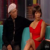 STAGE TUBE: Angela Bassett, Samuel L. Jackson Talk THE MOUNTAINTOP on THE VIEW