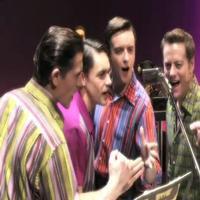 STAGE TUBE: JERSEY BOYS UK Celebrates 1500 Performances!