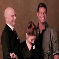 STAGE TUBE: Behind the Scenes of the EVITA Photo Shoot!
