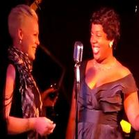 STAGE TUBE: Pink Sings 'Summertime' at SLEEP NO MORE!