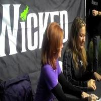 STAGE TUBE: Cast of WICKED Performs at Bronx Zoo