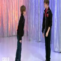 STAGE TUBE: BILLY ELLIOT Performs on PRICE IS RIGHT