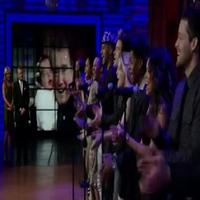 STAGE TUBE: RENT Cast Sings 'Seasons of Love' on LIVE WITH REGIS & KELLY