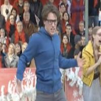 STAGE TUBE: Cast of SPIDER-MAN: TURN OFF THE DARK Performs in the Macy's Day Parade!