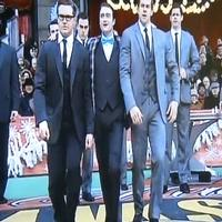 STAGE TUBE: Radcliffe & Cast of HOW TO SUCCEED Sing 'Brotherhood of Man' in Macy's Parade!