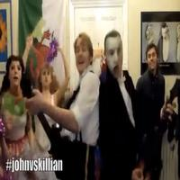 STAGE TUBE: John vs. Killian - PHANTOM Guitar Hero!