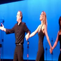 STAGE TUBE: Mandy Patinkin Gets a Birthday Surprise at AN EVENING WITH PATTI AND MANDY's Curtain Call!