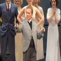 STAGE TUBE: Joel Grey Sings 'Willkommen' at ANYTHING GOES!