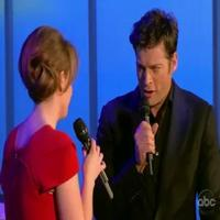 STAGE TUBE: Harry Connick Jr. & Jessie Mueller Sing ON A CLEAR DAY on THE VIEW!