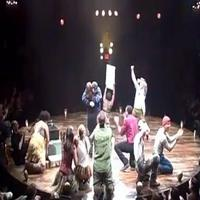 STAGE TUBE: Marriage Proposal Takes Place at GODSPELL!