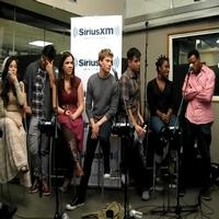 STAGE TUBE: The Cast of GODSPELL Performs for Sirius XM Radio!