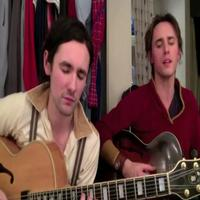 STAGE TUBE: Carney Brothers Perform 'Amelie'