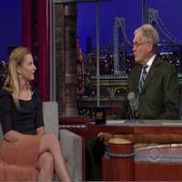 STAGE TUBE: GLEE's Heather Morris Discusses Dancing, Flying, and More on THE LATE SHOW