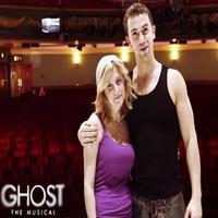 STAGE TUBE: Broadway-Bound Caissie Levy & Richard Fleeshman Say Goodbye to GHOST UK