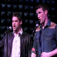 STAGE TUBE: Jeremy Jordan, Tom Hewitt, et al. Perform at  IF IT ONLY EVEN RUNS A MINUTE 8