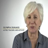 STAGE TUBE: I AM THEATRE Project - Olympia Dukakis