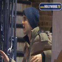 STAGE TUBE: Darren Criss Says Goodbye to Broadway!