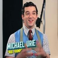 STAGE TUBE: Michael Urie on Joining HOW TO SUCCEED!