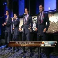 STAGE TUBE: JERSEY BOYS Stars Perform Medley on 'Imus In The Morning'