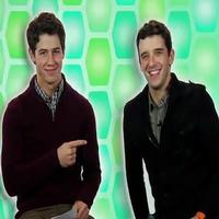 STAGE TUBE: Meet HOW TO SUCCEED's Nick Jonas & Michael Urie!