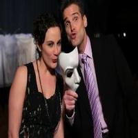 STAGE TUBE: PHANTOM'S Hugh Panaro & Trista Moldovan Celebrate 10,000 Performances!