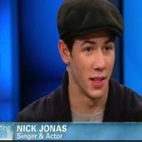 STAGE TUBE: Nick Jonas on Staying Healthy for Broadway
