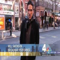 STAGE TUBE: PRISCILLA's Will Swenson Featured in Taxi Spot