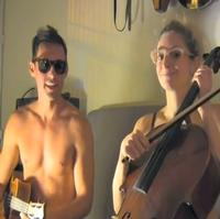 STAGE TUBE: Lauren Molina, Nick Cearley Strip Down Carole King