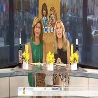 STAGE TUBE: The Today Show's Kathie Lee and Hoda Talk GODSPELL