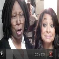 STAGE TUBE: Raven Symone Chats SISTER ACT with Whoopi on THE VIEW