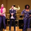 FREEZE FRAME: Exclusive Rehearsal with IRVING BERLIN: RAGS TO RITZES