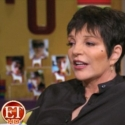 STAGE TUBE: Liza Minnelli Remembers Whitney Houston