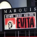 Up On the Marquee: EVITA!