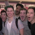 STAGE TUBE: NEWSIES' First Night on Broadway!