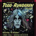 Todd Rundgren's UK Tour Kicks Off In Manchester 10/1