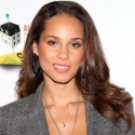 Photo Coverage: Alicia Keys Introduces STICK FLY to the Press!