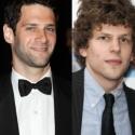 Justin Bartha, Remy Auberjonois, et al. Join Jesse Eisenberg's ASUNCION; Casting Complete
