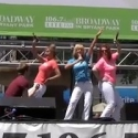 BWW TV: MAMMA MIA! Cast Performs at Broadway in Bryant Park!