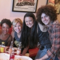 Photo Flash: Two Boots Honors HAIR with 'Summer of Love' Pizza