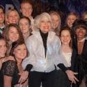 Photo Flash: Carol Channing Suppports Arts Education at Lulu's