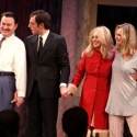 Photo Coverage: RELATIVELY SPEAKING Opening Night Curtain Call!