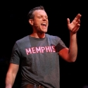 Photo Coverage: First Look at Adam Pascal as MEMPHIS' Huey Calhoun!